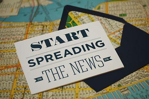 Spread the News